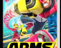 Nintendo Switch (ARMS 2018)