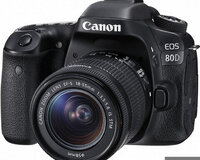 Canon EOS 80D 18-135mm IS STM