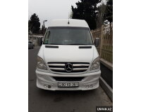 mercedez sprinter sifaris