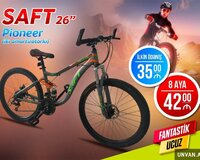 Velosiped Saft26 Pioneer