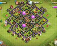 Clash of clans bb 8