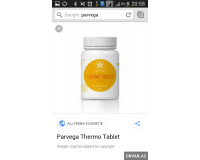 Parvega Thermo Tablet
