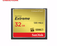 SanDisk Extreme CF 120 MB/s' (32GB)
