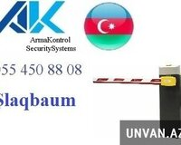 ☆Slaqbaum ve barrier avadanligi satisi