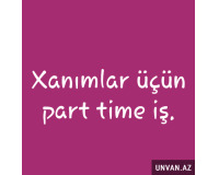 Part time iş