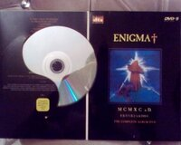 Enigma DVD disk