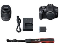 Canon EOS 2000D EF-S 18-55mm IS II Kit