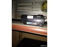 SONY model HDR CX 350E Video kamera Yapon Hd 750
