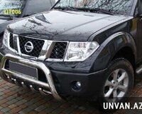 Nissan Navara Heron Front Guard QT006 on qoruyucu