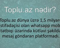 Toplu whatsapp