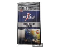 Oksello Extra Turbo 15W40 Cl4 16 LT