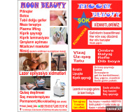 Moon Beauty gözəllik salonu