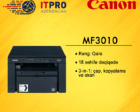 "Printer ""Canon Mf 3010"""