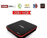 ANDROID TV Box Mecool M8S PRO W