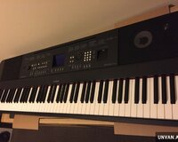Yamaha DGX650B 88key Digital Piano