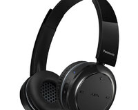 Panasonic RP-BTD5-K Bluetooth On-Ear Headphones (B