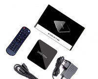 ANDROID TV BOX H96 MAX X2