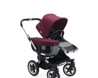 Bugaboo Donkey 2 Twin complete stroller