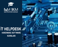 IT- helpdesk hardware & software kursları