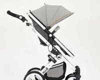 Allis 2in1 Baby Pram Pushchair Stroller Buggy Carr