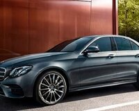 Mercedes E class VIP-car rental