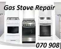 Gas Stove Repair