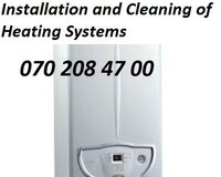 Installation and Cleaning of Heating Systems