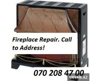 Fireplace Repair. Call to Address