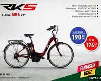 Velosiped E-Bike