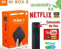 Mi Box S 4K Ultra HD