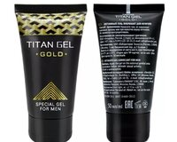 Gold Titan gel
