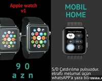 Apple watch v1