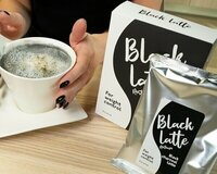 Ariqladici Black latte