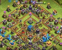 Clash of Clans akkaunt