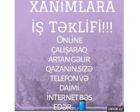 Éziz xanimlar online is