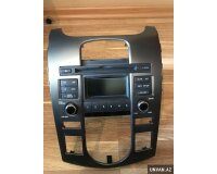 Kia cerato 2012 CD player/radio. Orijinal