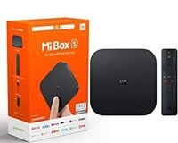 Xiaomi Mi Box S 4K Ultra HD set Android TV Media