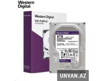 HDD WD Hikvision WD82PURX-78 3.5 Purple 8TB