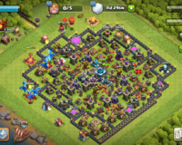Clash of clans satiram