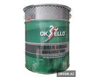 Oksello Green Rubber Grease 3-14 kq
