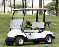 Servis golf car