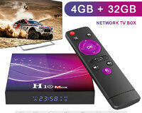 Tv box smart h10 max 4gb 32gb