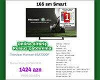 125 ekran smart tv philips