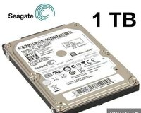 Seaqate 1000GB HDD laptop slim tezedir