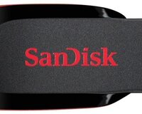 SanDisk Cruzer Blade USB Flash Drive (16GB)