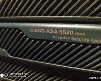Cisco ASA 5520 Wireless