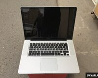 Apple Macbook pro 15.4 display. Core i7