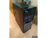 Core i3/ RAM 4 / Hard Disk 500 / Video intel