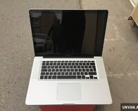 Apple Macbook pro Core i7 15.4 ekran