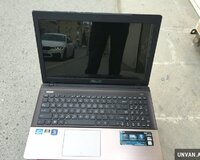 Asus Core i7 . 8 gb ram .2 gb video kart